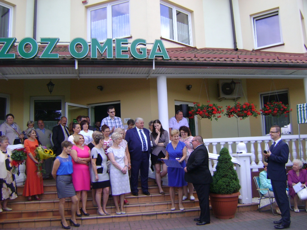 15-lecie NZOZ Omega - 12 lipca 2015 r.
